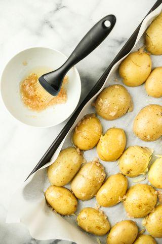 Crispy Baked Potatoes